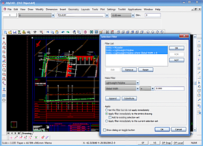 AllyCAD selection_filter